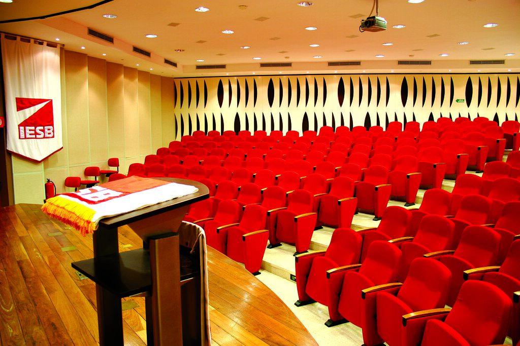 auditorio iesb norte